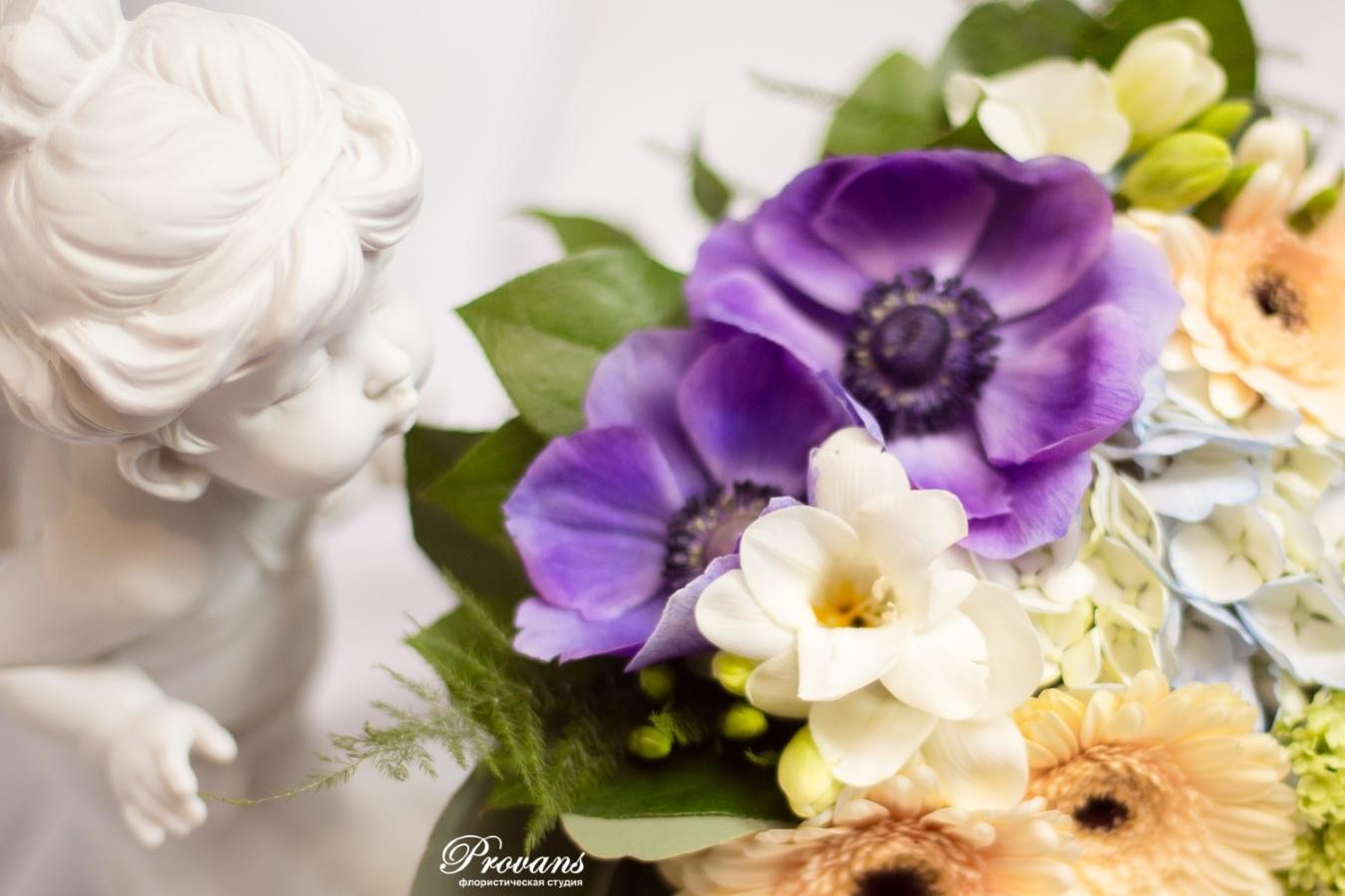 Весенние скидки. Сувениры, ангелочек, цветы