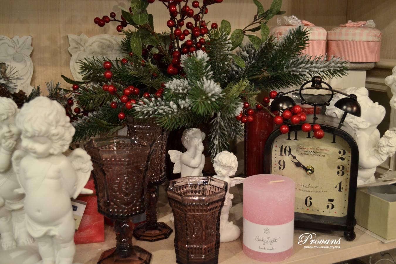 Сувениры и подарки. Украсим дом к Новому году