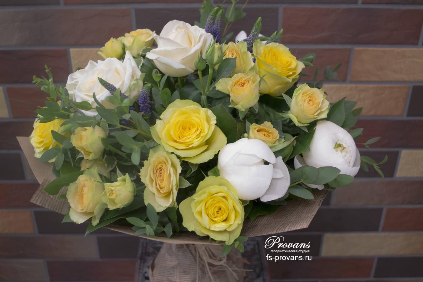 Букет Чайная роза