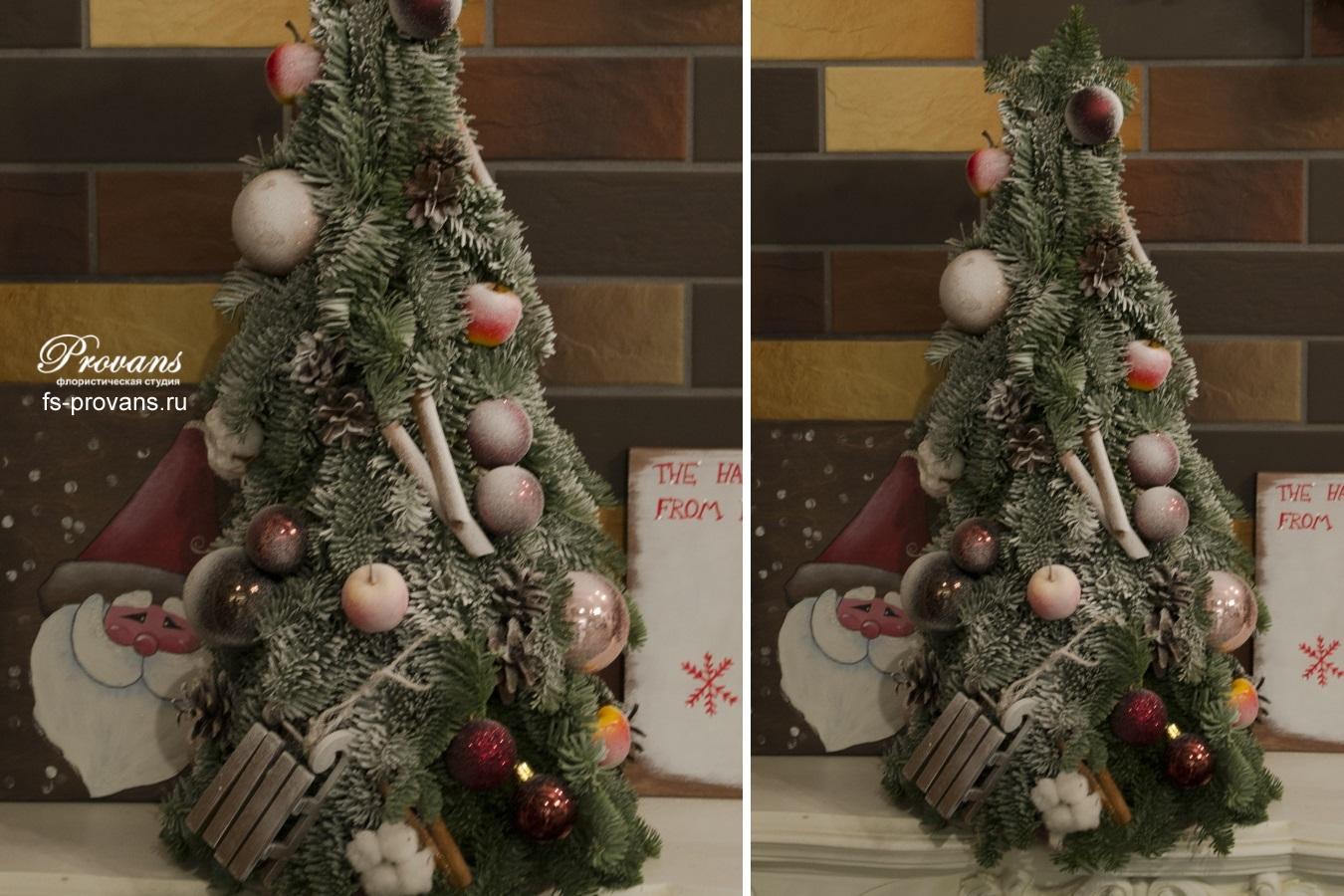 Новогодняя елка №1